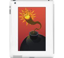 The Bomb iPad Case/Skin
