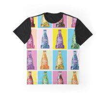 Nuka Cola - Bottels Graphic T-Shirt