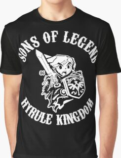 The Legend of Zelda Graphic T-Shirt