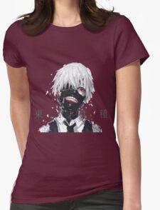 Tokyo Ghoul: Kaneki Ken Womens Fitted T-Shirt