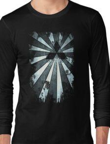 Rays of Mitsubishi  Long Sleeve T-Shirt