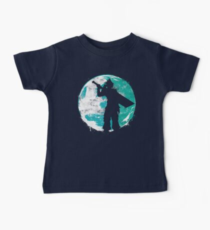 Cloud Cover Baby Tee