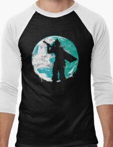 Cloud Cover Men's Baseball ¾ T-Shirt