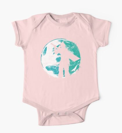 Cloud Cover One Piece - Short Sleeve