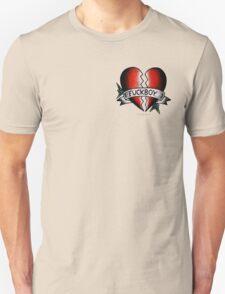 Fuckboy Flash | Heart Unisex T-Shirt