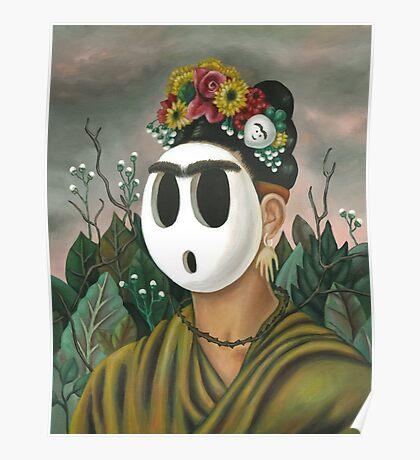 Frida Kahlo Guy Poster
