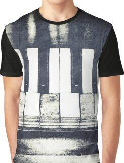 Broken Keys Graphic T-Shirt