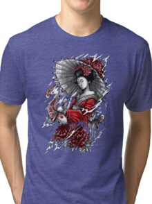 One With Nature Tri-blend T-Shirt