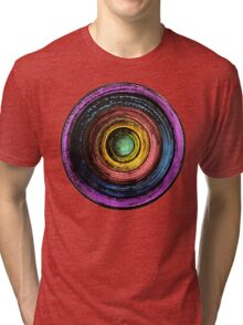 The Seal of Concentric Mesmerism  Tri-blend T-Shirt