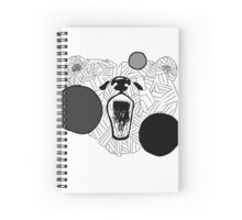Beary Spiral Notebook