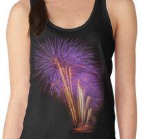 Purple Palm Trees – Boston Fireworks Women's Tank Top