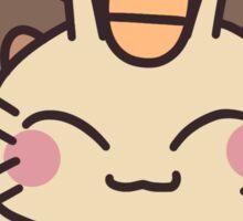 Maneki Meowth Sticker