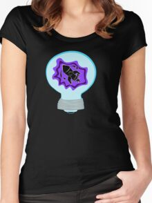 Out of this world Women's Fitted Scoop T-Shirt