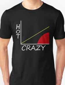 Hot/Crazy Scale T-Shirt