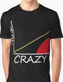 Hot/Crazy Scale Graphic T-Shirt