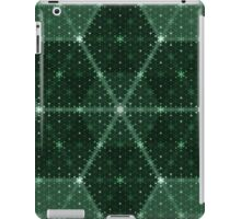 Fractal Glass Snowflake iPad Case/Skin