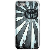 Rays of Toyota iPhone Case/Skin