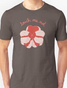 Impatience - Touch me not Unisex T-Shirt