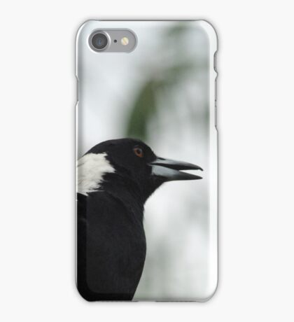 The warbler iPhone Case/Skin