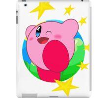 SSB4 - KIRBY iPad Case/Skin