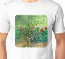 Wall Tulips  Unisex T-Shirt