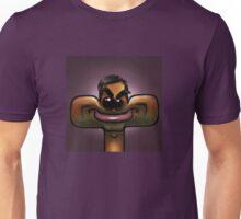 Aziz / Tom Square-icature Unisex T-Shirt