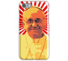 Popes on Deathtars - Pope Francis iPhone Case/Skin