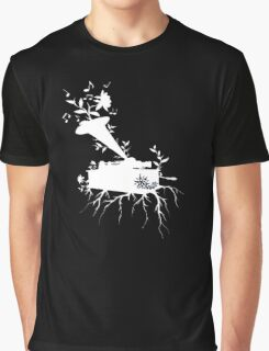 Phonograph, Musical Roots ~ surreal version1 Graphic T-Shirt