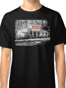 Rabbit Hash Store-Front View SC Classic T-Shirt