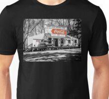 Rabbit Hash Store-Front View SC Unisex T-Shirt