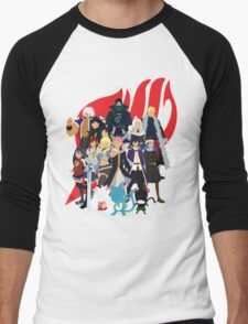 We Are Fairy Tail! Men's Baseball ¾ T-Shirt
