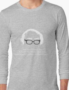 Bernie - Hey Girl Long Sleeve T-Shirt