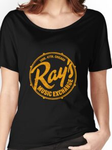 Ray's Music Exchange (worn look) Shirt Women's Relaxed Fit T-Shirt