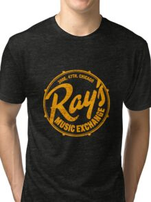 Ray's Music Exchange (worn look) Shirt Tri-blend T-Shirt