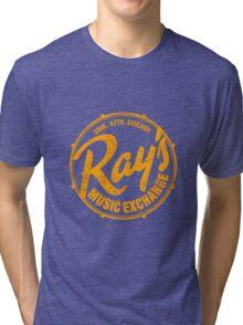 Ray's Music Exchange (worn look) Shirt Tri-blend T-Shirt