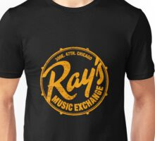Ray's Music Exchange (worn look) Shirt Unisex T-Shirt