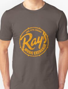 Ray's Music Exchange (worn look) Shirt Unisex T-Shirt
