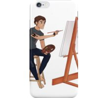 Julian Blackthorn iPhone Case/Skin