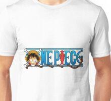Luffy emblem One Piece Unisex T-Shirt