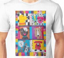 Pound of pups party Unisex T-Shirt