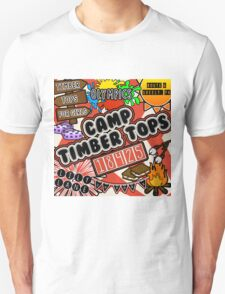 Camp Timber Tops Unisex T-Shirt
