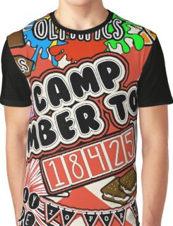 Camp Timber Tops Graphic T-Shirt