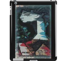 picasso graffiti # 3 iPad Case/Skin