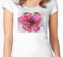 Pink Azalea Women's Fitted Scoop T-Shirt