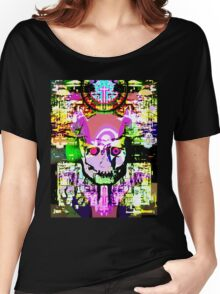 PSYCHEDEVIL23 Women's Relaxed Fit T-Shirt