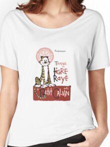 Tigre Raye Shirt Women's Relaxed Fit T-Shirt