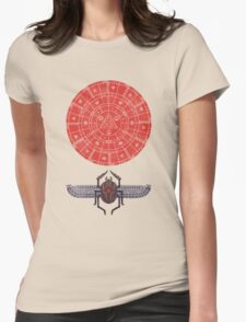 Sacred Sun Womens Fitted T-Shirt