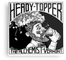 HEADY TOPPER Shirt Metal Print