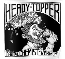 HEADY TOPPER Shirt Poster