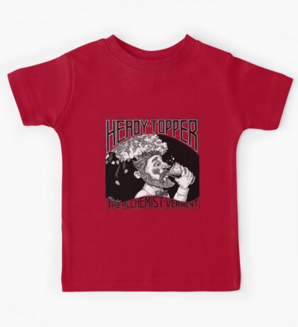 HEADY TOPPER Shirt Kids Tee
